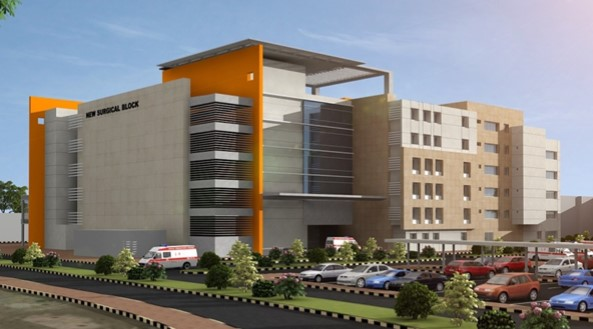 New Surgical Complex